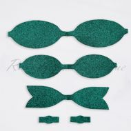 Fine Teal Bow Kit
